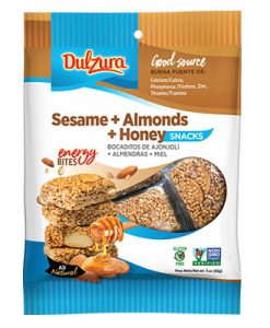 Sesame Almond Honey
